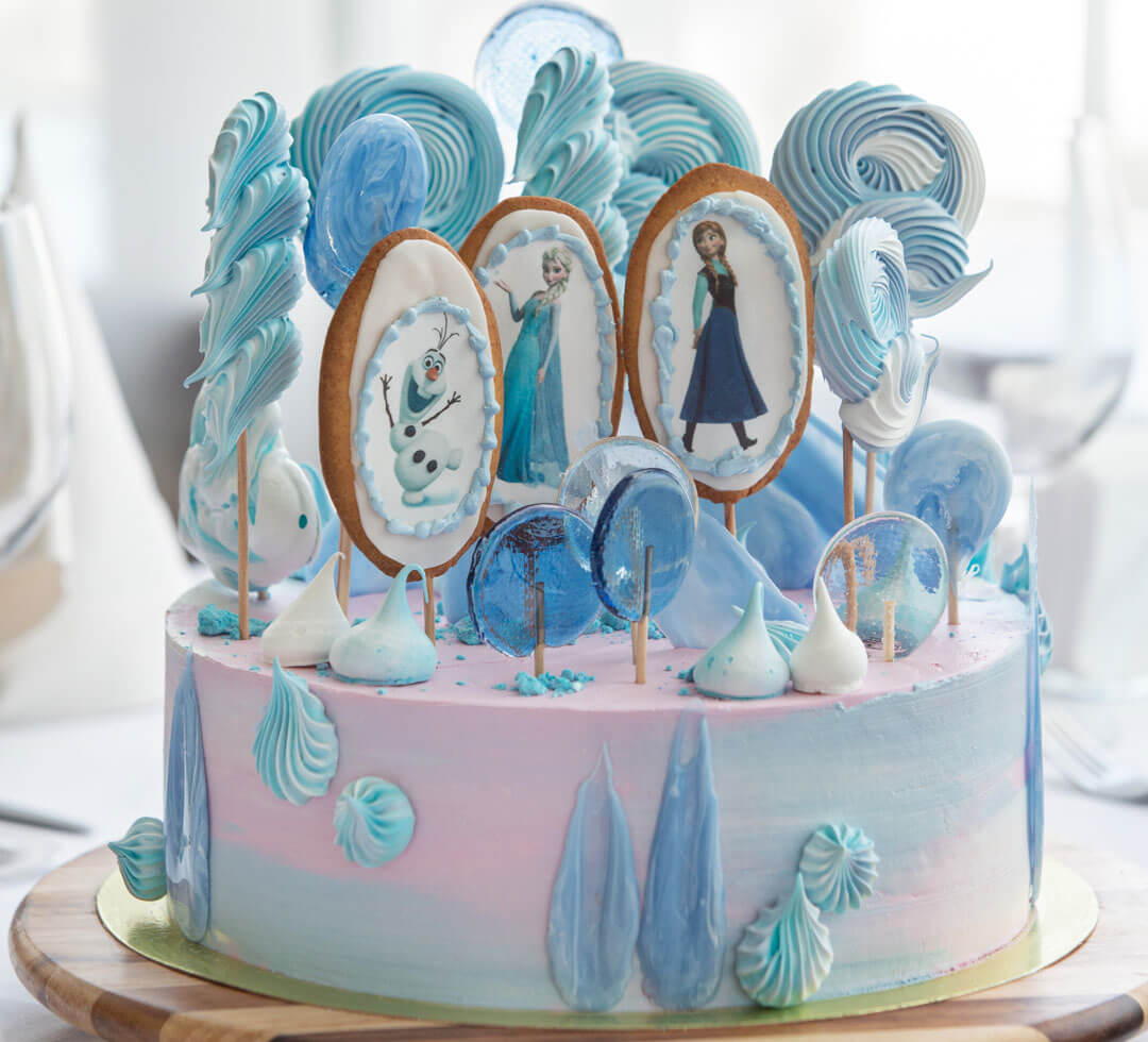 Праздничный торт по вашему заказу