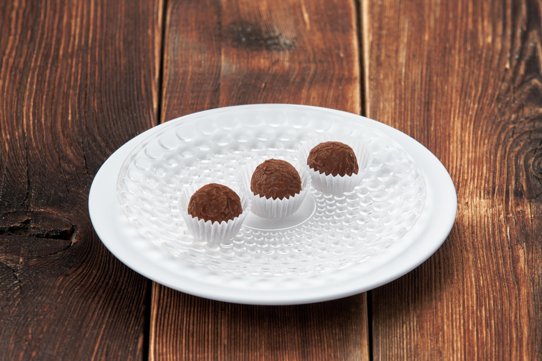 Шоколадные конфеты ручной работы с виски (за 1 шт)